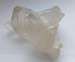natural quartz crystal cluster - Rocks and Mineral ...