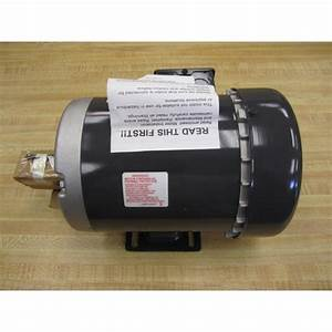 Emerson Electric T34s2m Electric Motor R060117q