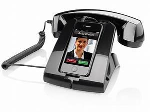 Telefon Schnurlos Retro : callstel retro moderner telefonst nder f r handys smartphones ~ Buech-reservation.com Haus und Dekorationen