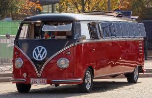 Stretch VW Bus Limousine