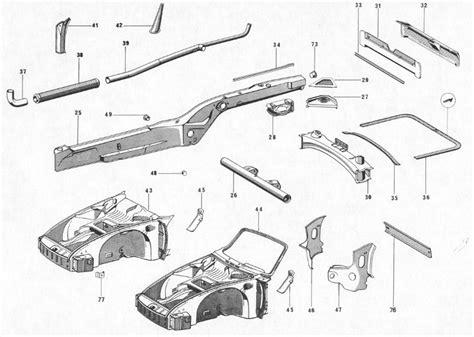 Pelican Parts Early Porsche 911 Body Panels 1
