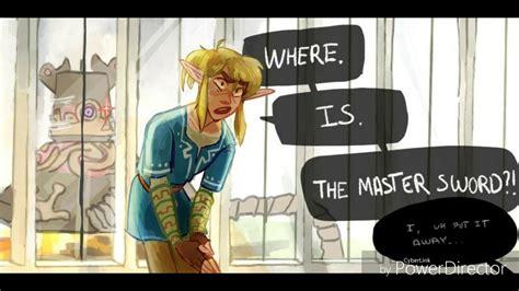 The Master Sword (botw Comic Dub) Youtube