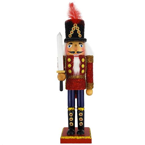 decorative nutcrackers themed  year