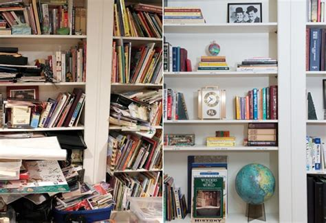 How To Organize A Bookcase by How To Organize Bookshelves Popsugar Home