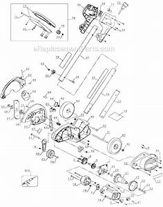 Black And Decker Le750 Parts List And Diagram