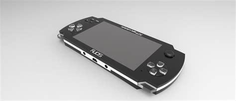 Psp Design For Gaming|autodesk Online Gallery
