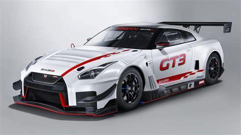Nissan Gt-r Nismo Gt3 2018 4k Wallpapers