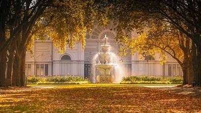 Melbourne Carlton Fountain Gardens Building Exhibition Bing