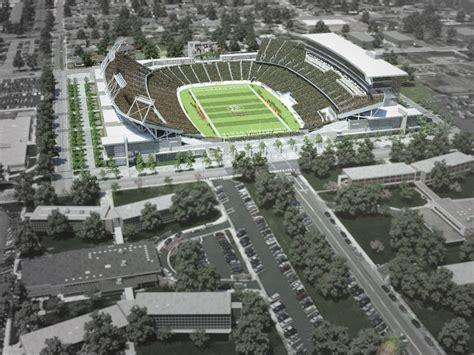 Design: CSU Football Stadium – StadiumDB.com