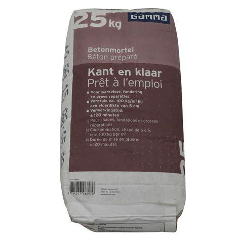 betonmortel karwei gamma betonmortel 25 kg cement mortel cement