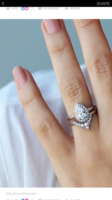 Pin By Kristina Jovin On Amore Stacking Wedding Rings