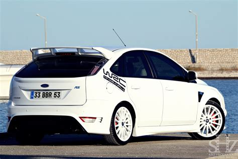 Tuned Focus Rs by Ford Focus Rs Tuning By Sheromothers On Deviantart