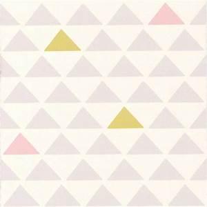 Papier Peint Rose Et Gris : papier peint triangle rose vert gris 51145703 de la ~ Dailycaller-alerts.com Idées de Décoration