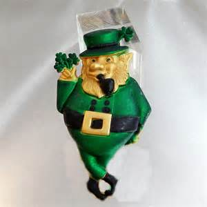 Vintage Lucky Leprechaun