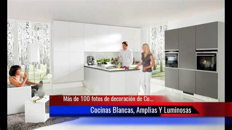 de  fotos de decoracion de cocinas blancas  grises
