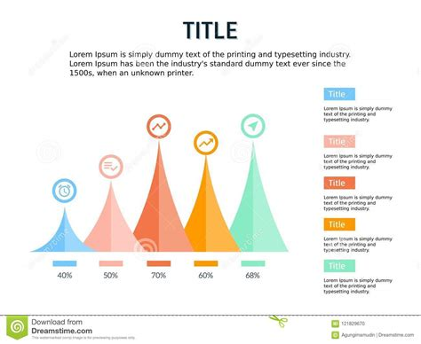 infographic   template design  steps