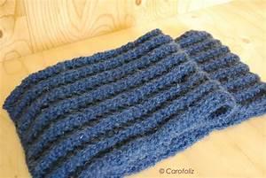 Echarpe Homme Tricot : modele tricot echarpe femme facile ~ Melissatoandfro.com Idées de Décoration