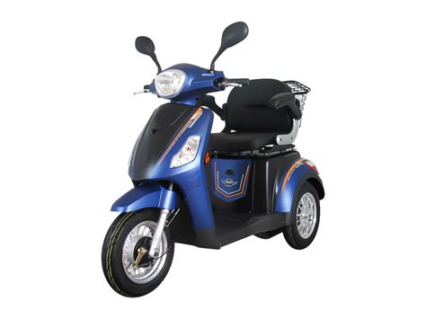 China Electric Three-wheeled Scooters Manufacturers, Suppliers
