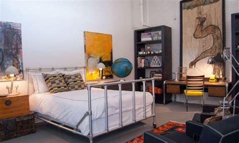 industrial bedroom designs home design lover