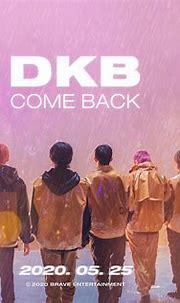 DKB confirm their first comeback since debut with a rainy ...
