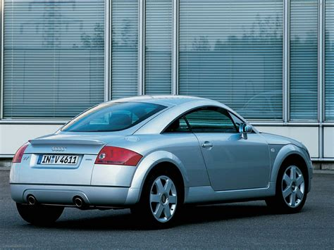 Audi Tt Coupe Picture by Audi Tt Coupe 1999 Car Picture 043 Of 46
