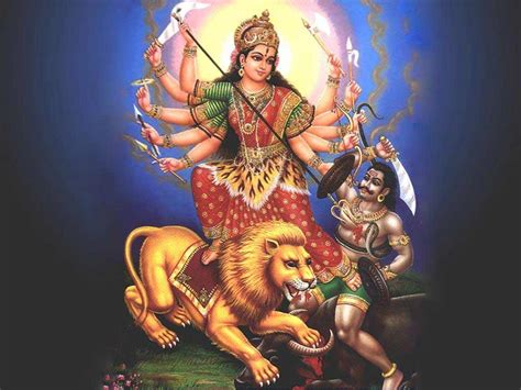 Animated Goddess Durga Wallpapers - goddess durga wallpaper free wallpapers