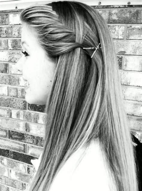 simple  easy hairstyles  school pretty designs
