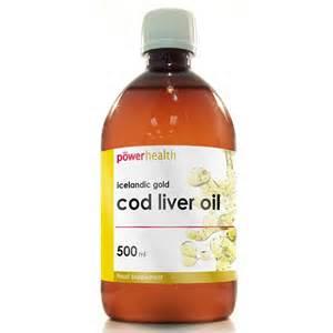 Liver Cod Oil