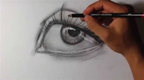 draw charcoal drawing  technique artvilla