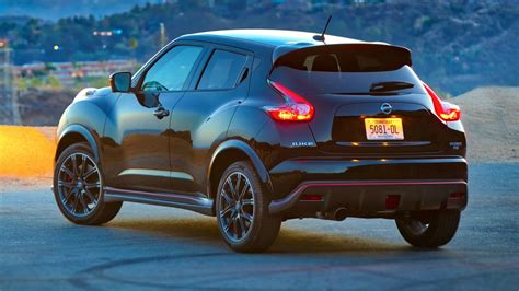 nissan juke nismo rs style  dynamic performance