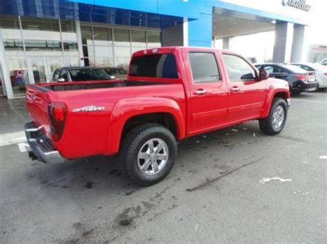 sell   gmc canyon sle crew cab  door gm certified