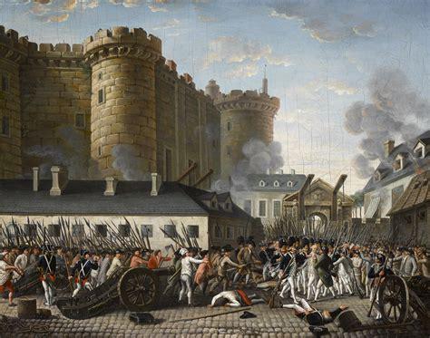 la prise de la bastille le  juillet  histoire