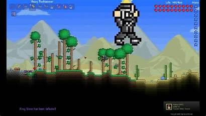 Terraria Wallpapers Armor Ninja Backgrounds Desktop 1080