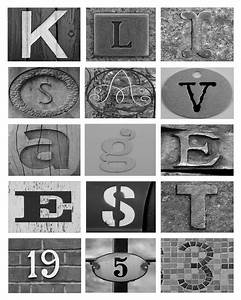 how to make your own letter art of your last name craft With picture letters for last name