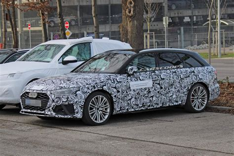 audi s4 2020 2020 audi s4 avant facelift shows rs4 inspired snout for