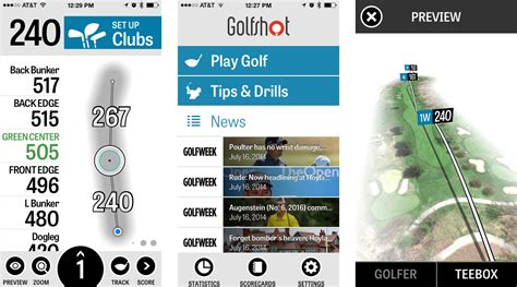 best gps app for iphone best golfing apps for iphone swingbot golfshot gps