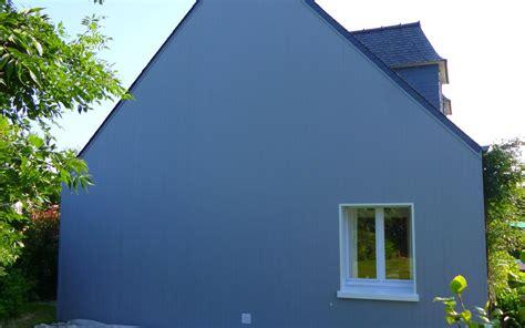isolation exterieure pignon maison isolation bardage sur pignon nord uniso