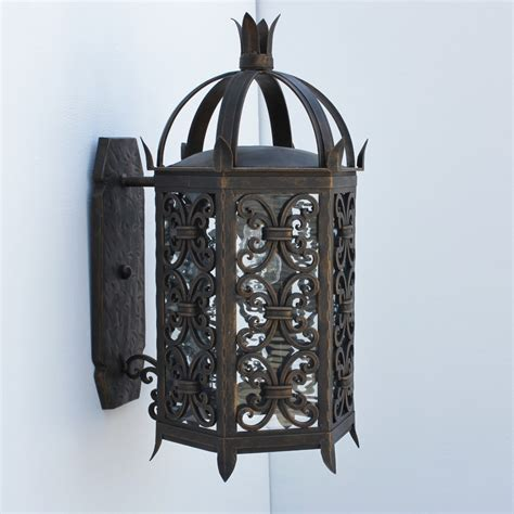 Vintage Outdoor Wall Mounted Light Fixtures With