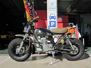 Garage Dax : honda nauty dax cy50 custom honda monkey dax cy pinterest honda ~ Gottalentnigeria.com Avis de Voitures