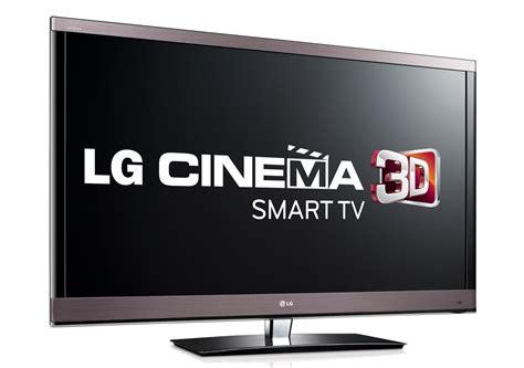 Lg Introduce 3d Games Direct Through Your Cinema Smart Tv