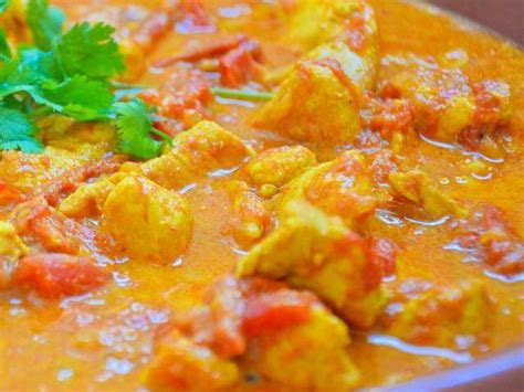 recettes de poulet au curry de lilousine cuisine