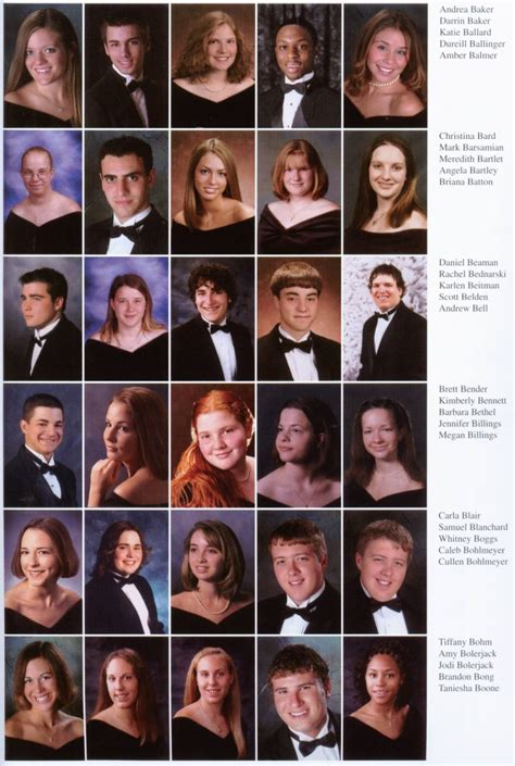 Class of 2004 David H. Hickman High School