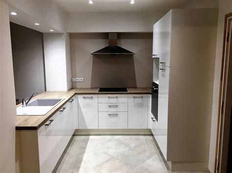 installation d une cuisine installation d 39 une cuisine équipée à arras kubbe cuisine