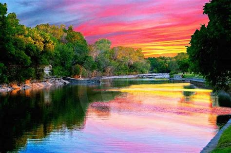 fine art photography nature nature art pink sunset