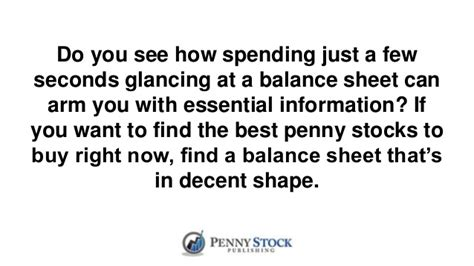 How To Find Good Penny Stocks To Buy Right Now