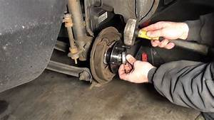 How To Replace Rear Wheel Bearing In A 2009 Bmw 1 Series