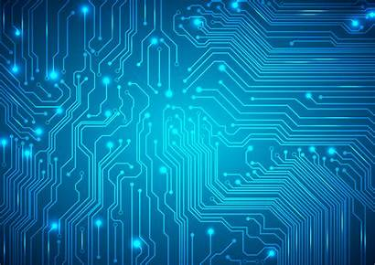 Circuit Board Background Texture Vector Technological Backgrounds