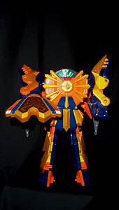 Power Rangers Samurai - Claw BattleZord West by ...