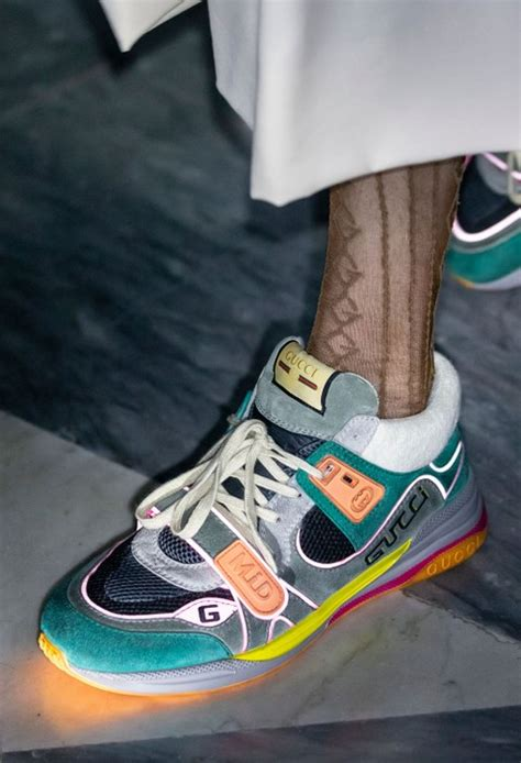gucci channels sportswear cruise sneakers