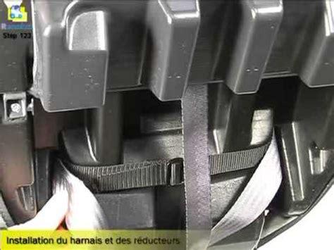 siege renolux 360 renolux installation du harnais de siège auto 123